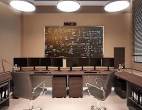 Дизайн интерьеров здания ОАО «СО ЕЭС», г. Оренбург
