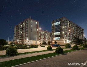 3D визуализация жилого комплекса «Старт», г. Волгоград