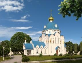 Проект Введенского Собора Кизического мужского монастыря, г. К...