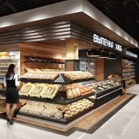 Ритейл дизайн, дизайн и проектирование магазинов, супермаркетов, торговых помещений.