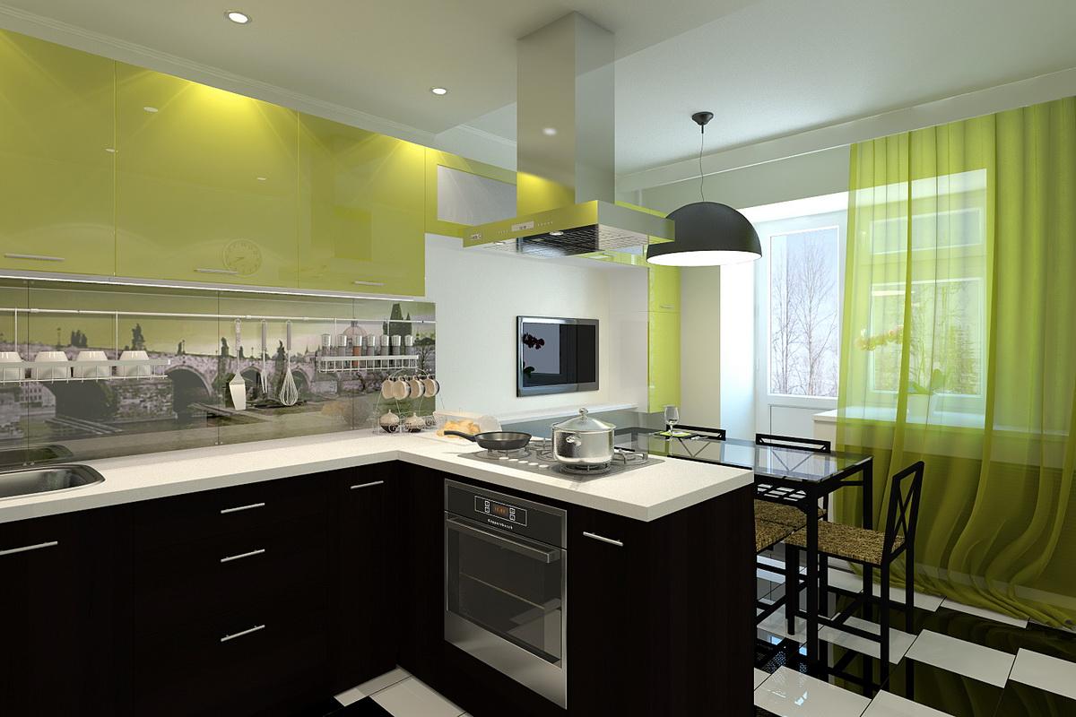 Икеа кухня дизайн проект