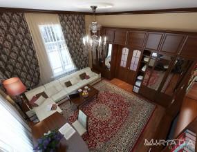 Редизайн комнаты площадью 21 м2