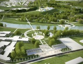«Парк Старое русло реки Казанка»