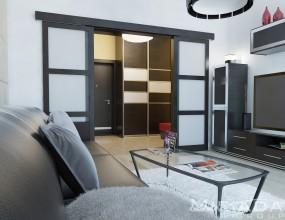 Дизайн однокомнатной квартиры в ЖК «Лосиный остров», г. Москва