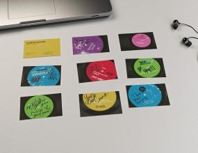 Видеопрезентация визиток TIPPO!
