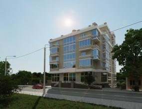 Дизайн жилого дома по ул. Ульянова-Ленина, г. Казань